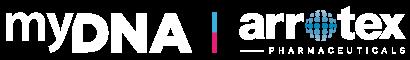 myDNA | Arrotex Logo
